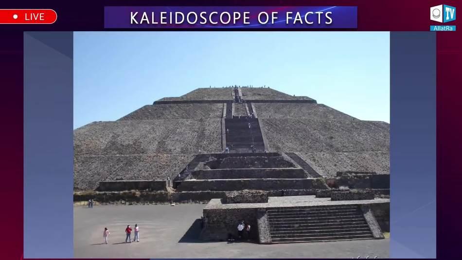 пирамиды Луны и Солнца