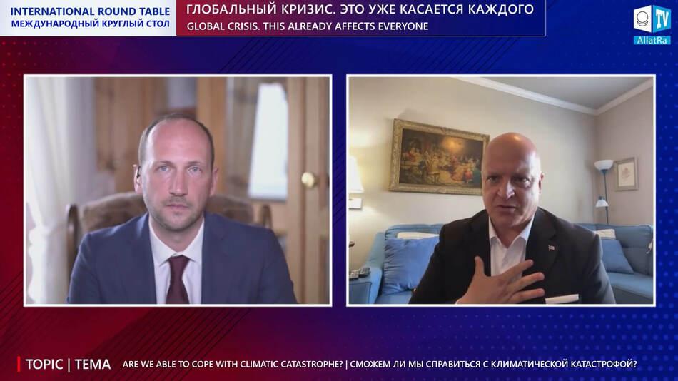 Алексей Прудков и Робби Веллс