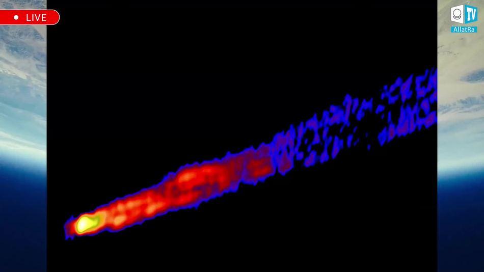 джет из галактики М87