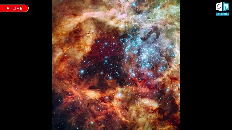 звёздное скопление — Тарантул