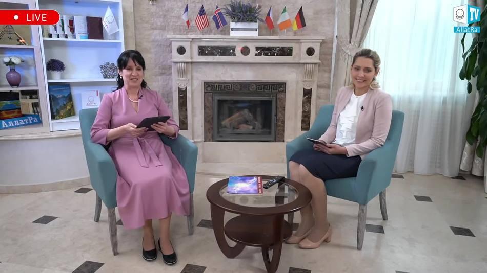 Светлана Шиливская, Антонина Анапрейчик, участницы МОД «АЛЛАТРА»