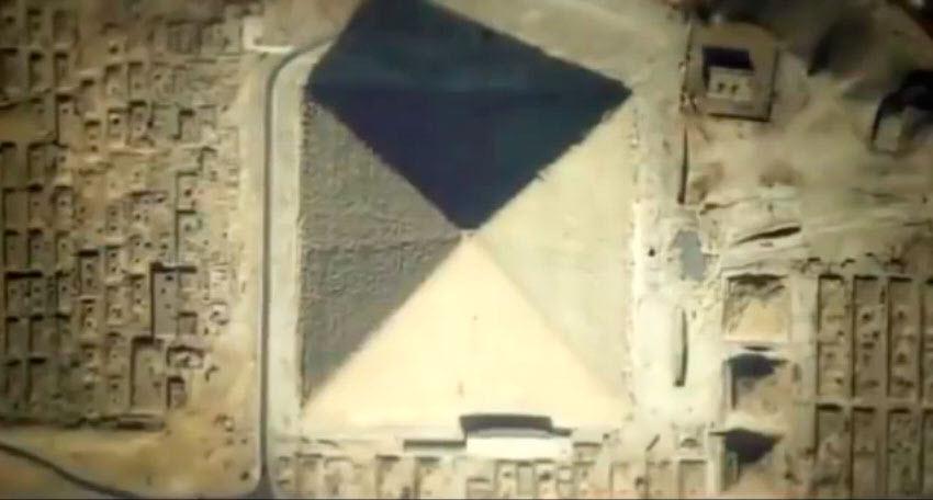 Пирамида Хеопса. Египетские пирамиды