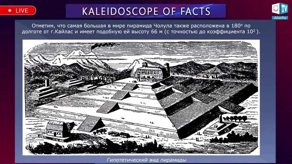 Гипотетический вид пирамиды