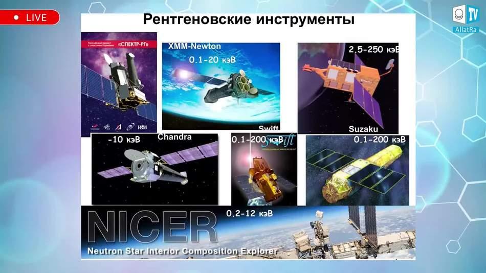 В космосе работают роботы — это телескопы