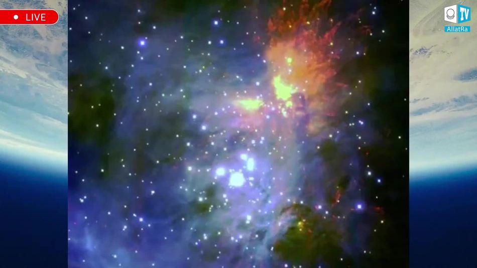 протопланеты, либо протопланетный диск вращается в целом вокруг звезды