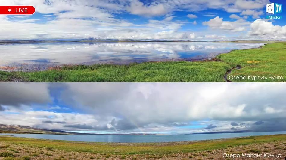 озера Кайласа