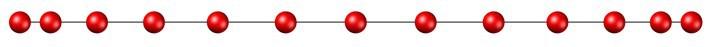 Растянутая спиралевидная структура ЭЛЕКТРОНА