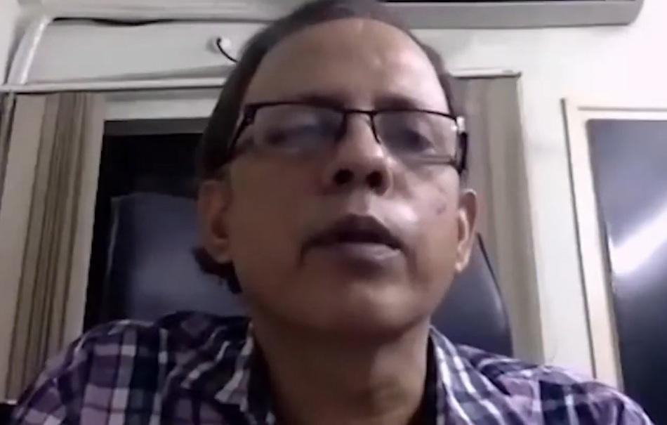 Арун Кумар Пати, профессор