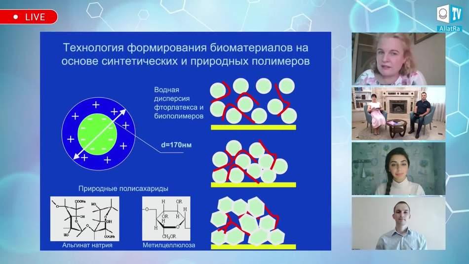 технология формирования биоматериалов