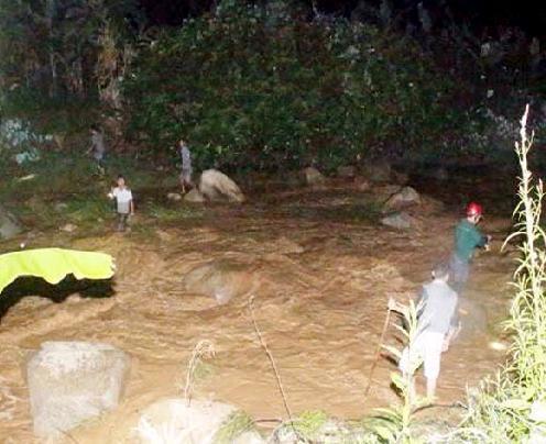 Наводнение во Вьетнаме 27 сентября 2015
