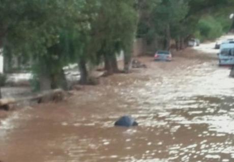 Наводнения в Аргентине 14 марта 2016