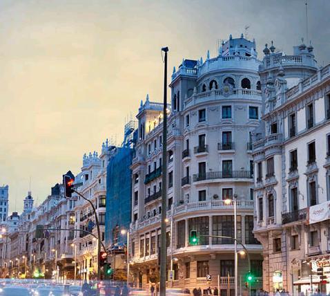 Буря в Мадриде 30 августа 2015