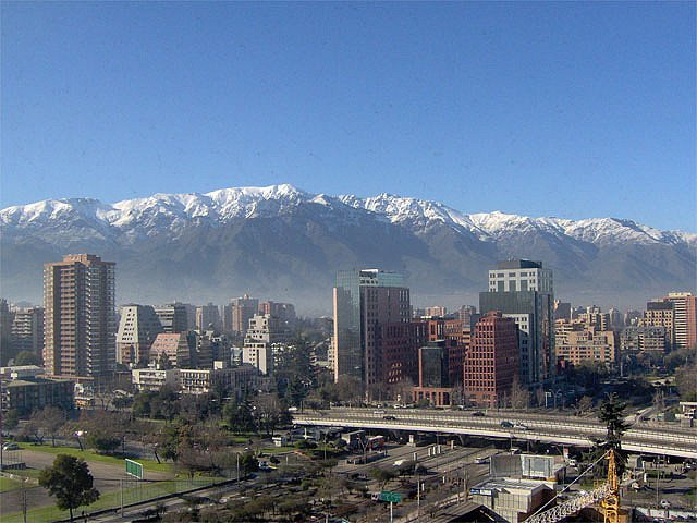 Землетрясения в Чили 18 сентября 2015