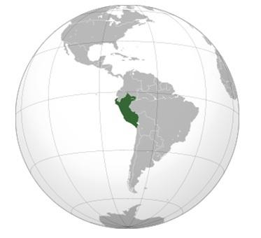 Землетрясения в Перу 08 января 2016