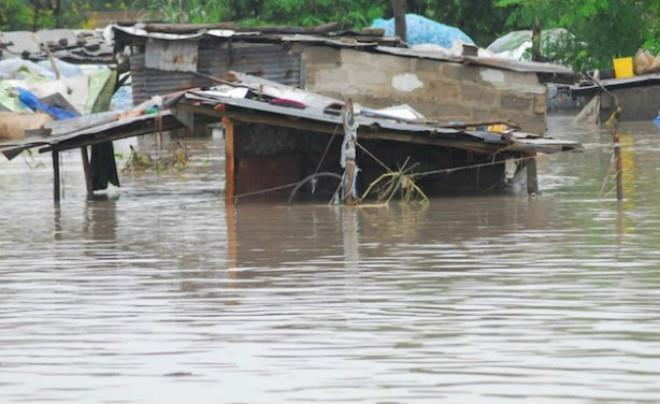 Наводнение в Танзании 04 апреля 2016