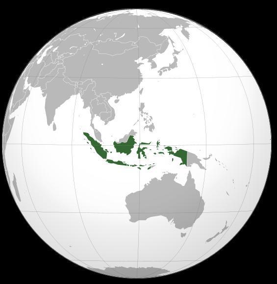Землетрясения в Индонезии 11 октября 2015