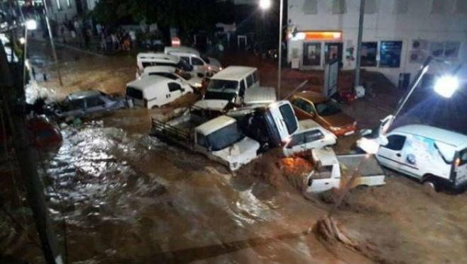 Наводнение в Турции 22 сентября 2015