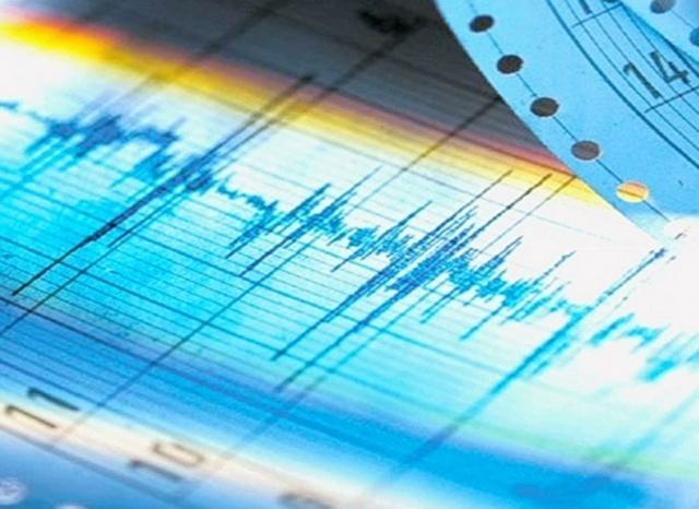 Землетрясение в республике Тува