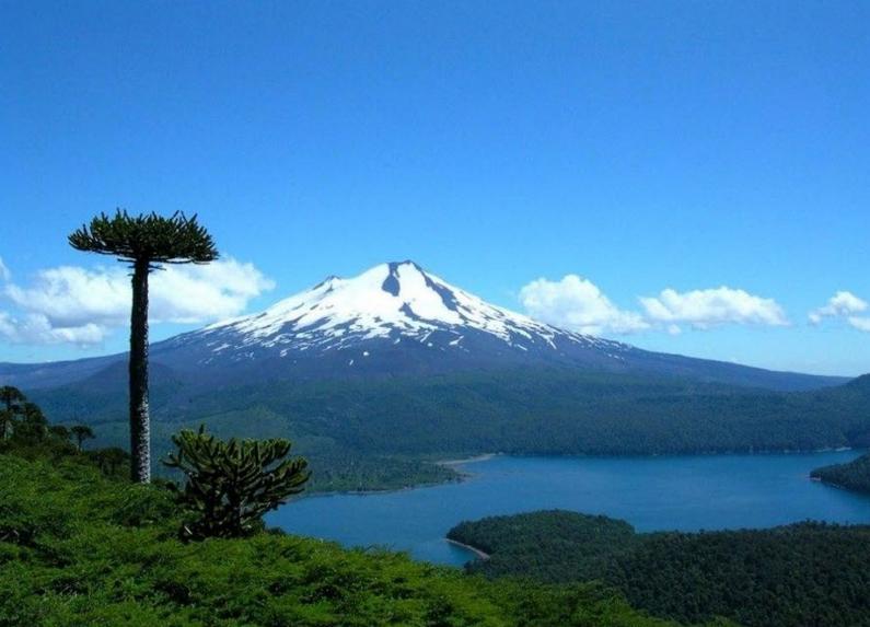 Землетрясения в Чили 07 октября 2015