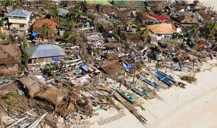 Тайфун на Филиппинах 15 декабря 2015