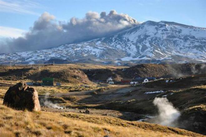Землетрясение в Чили 13 декабря 2015