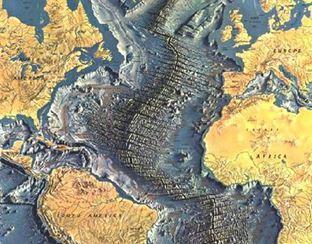 Землетрясение в Срединно-Атлантическом хребте 23 июля 2015