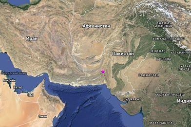 Землетрясение в Пакистане 15 июля 2015