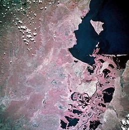 Землетрясение на озере Мверу 19 августа 2015