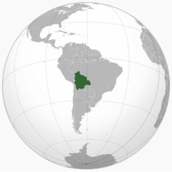 Мощные землетрясения  в Боливии 24 ноября 2015