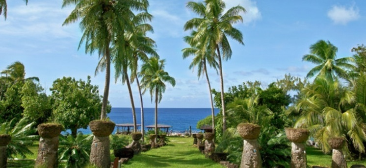 Землетрясение на Марианских островах 06 сентября 2015