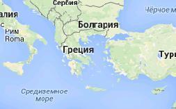 Землетрясения в Греции 30 августа 2015