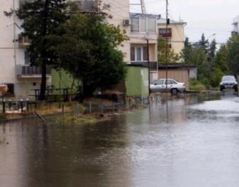 Наводнение в Грузии 26 августа 2015