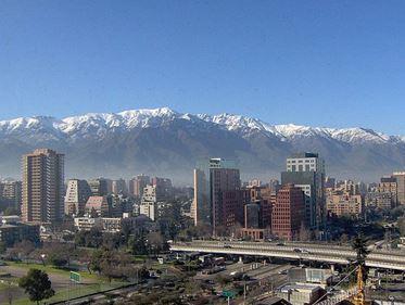 Землетрясение в Чили 19 июня 2015