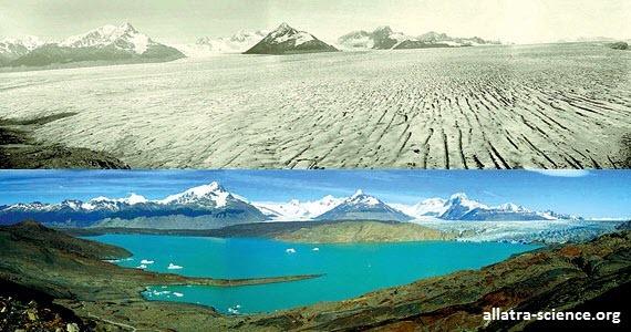 Глобальное потепление - один из аспектов изменения климата