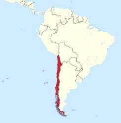 Землетрясения в Чили 16 ноября 2015