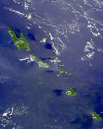 Землетрясения в Вануату, Меланезия 18 июня 2015