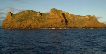 Землетрясение на острове Кермадек 28 июня 2015