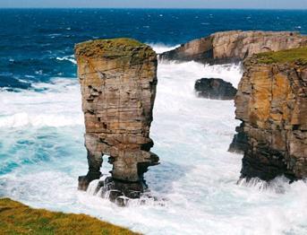 Землетрясение в Шотландском море 01 июля 2015