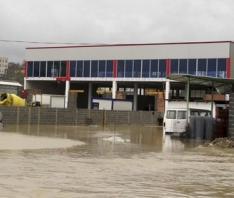 Наводнение в Албании 12 октября 2015