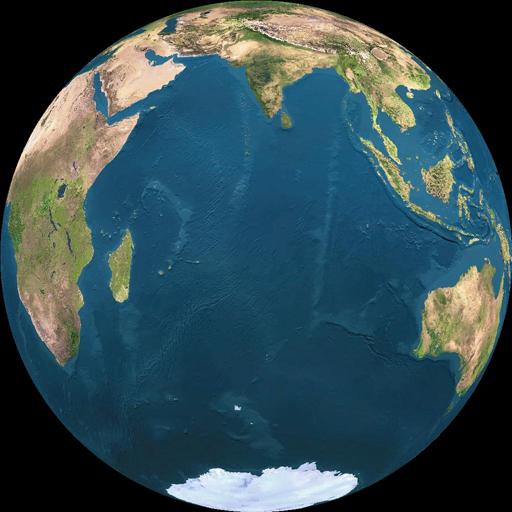 Землетрясение в Индийском океане 09 декабря 2015