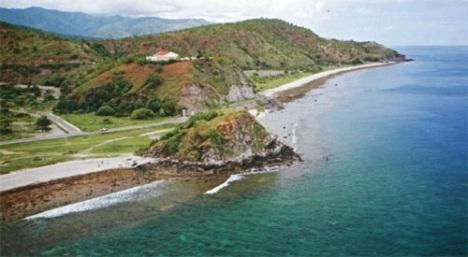 Землетрясения на острове Тимор 04 ноября 2015