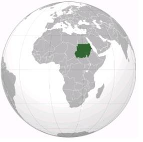 Землетрясение в Судане 24 января 2016