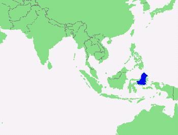 Землетрясение в Молуккских море магнитудой 27 июля 2015