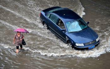 Наводнение в Китае 29 июня 2015