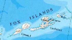 Серия сильных землетрясений на Лисьих островах 27 июля 2015