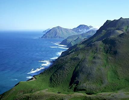 Землетрясение на Командорских Островах 6 июня 2015
