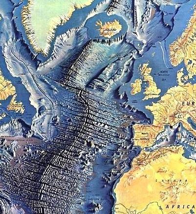Землетрясение в Срединно-Атлантическом хребте  02 июля 2015