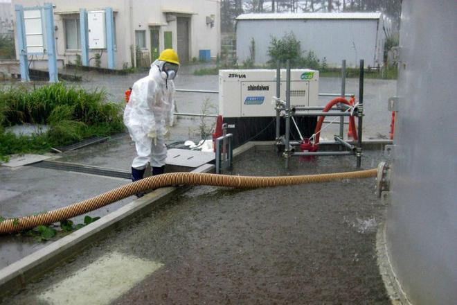 Наводнение в Японии стало причиной экологической катастрофы 11 сентября 2015