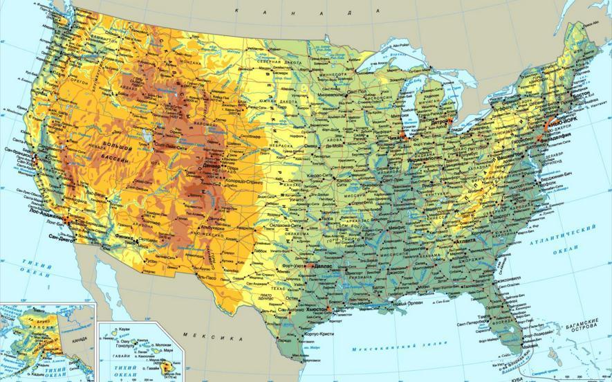 Землетрясения в США 29 декабря 2015