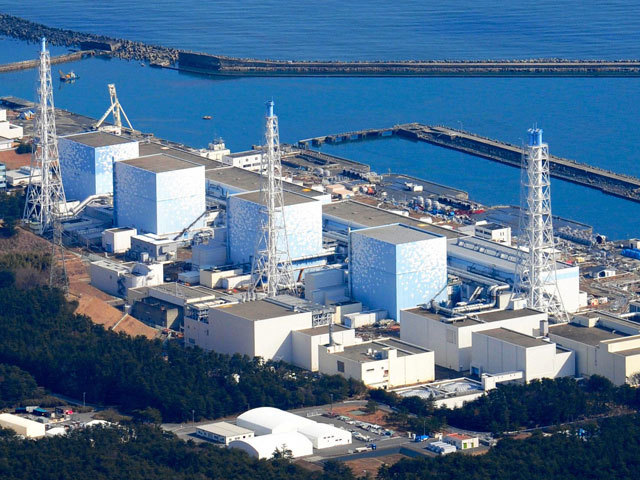 Радиация в Японии 03 декабря 2015